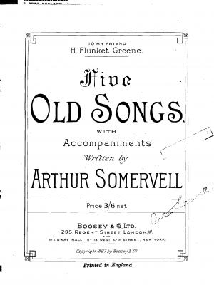 Five Old Songs