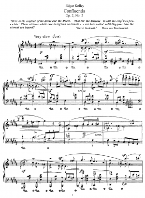 Three Piano Pieces