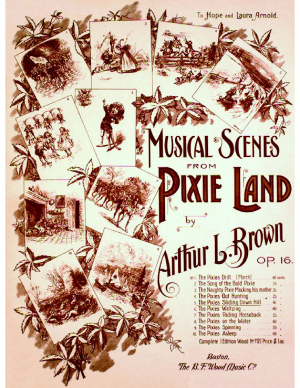 Musical Scenes from Pixie Land