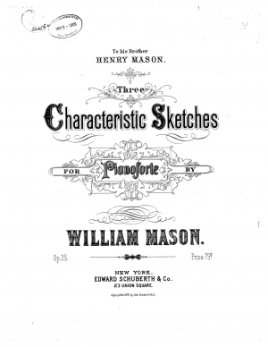 3 Characteristic Sketches