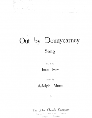 Out by Donnycarney