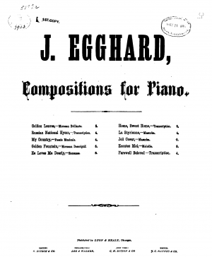 6 Transcriptions for Piano, Op.177