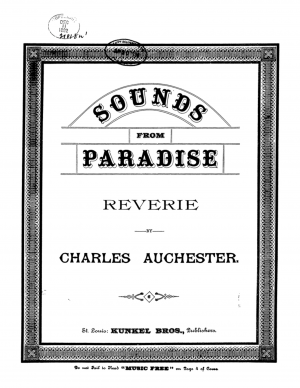 Sounds From Paradise