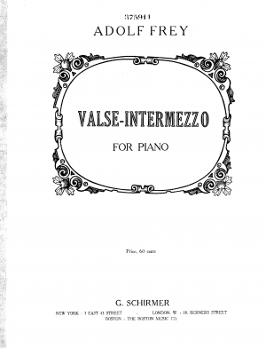 Valse-intermezzo