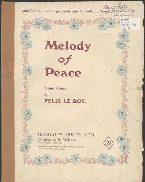 Melody of Peace