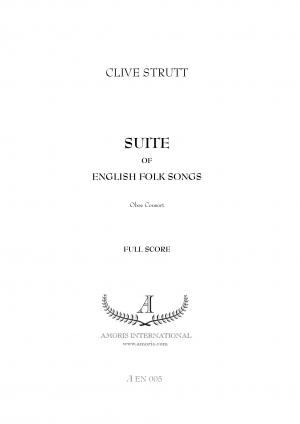 Suite of English Folk Songs