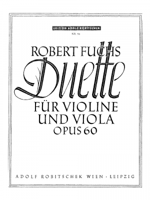12 Duets for Violin and Viola