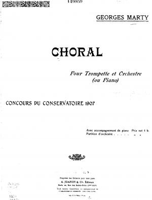 Choral