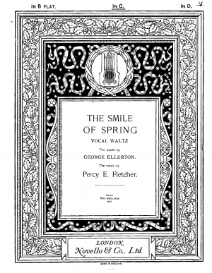 The Smile of Spring