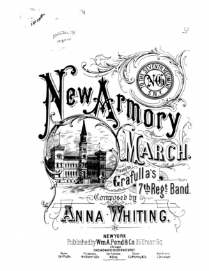 New Armory March