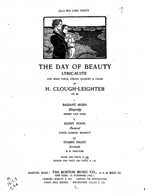 The Day of Beauty