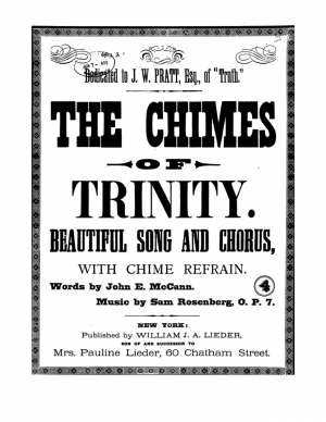 The Chimes of Trinity