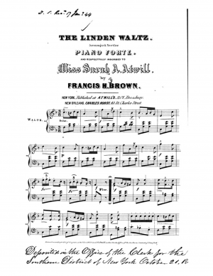 The Linden Waltz