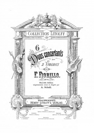 6 Concertant Duos