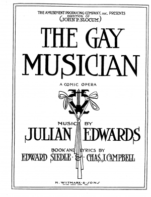 The Gay Musician