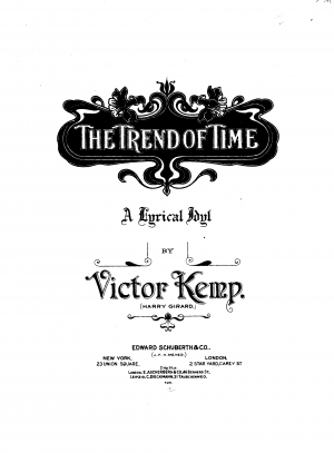 The Trend of Time