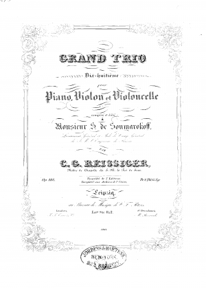 Piano Trio No.18