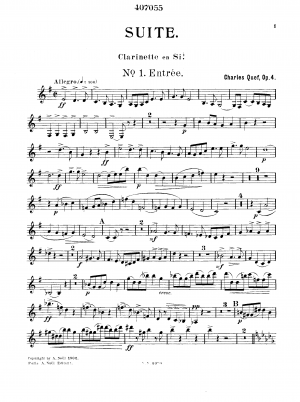 Suite for Piano and Wind Quintet