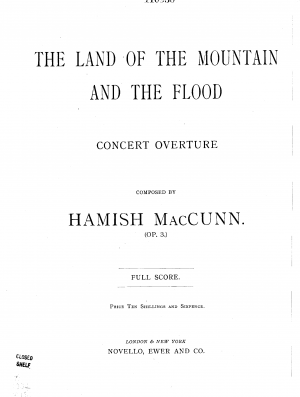 The Land of the Mountain and the Flood