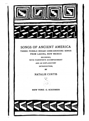 Songs of Ancient America