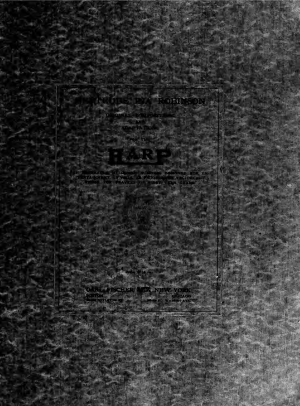 Original Compositions and Adaptations for the Harp