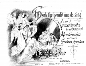 Variations on 'Hark the Herald Angels Sing'