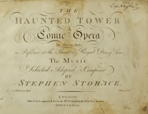 The Haunted Tower