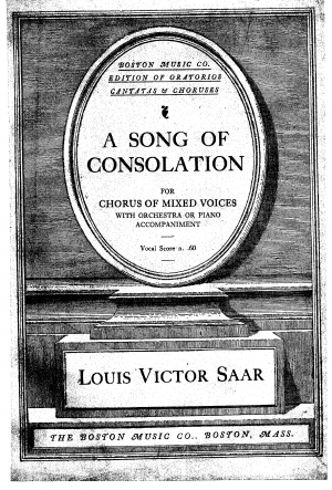 A Song of Consolation