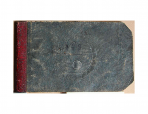 James Edmond Farrow's Manuscript Tune Book No.8
