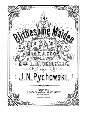 The Blithesome Maiden