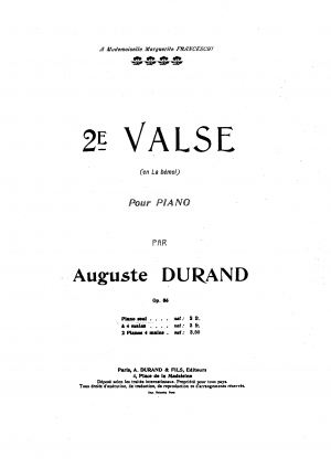 Valse No.2