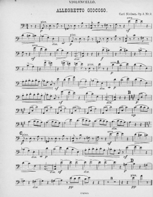5 Piano Pieces