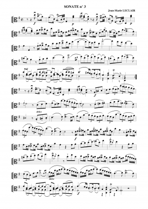 12 Sonatas for Violin and Continuo (4e livre)