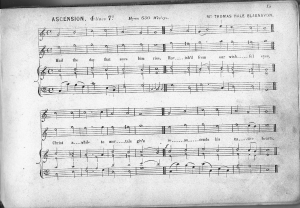 The Monmouthshire Melodist: A Select Variety of Congregational Tunes, together with 6 Original Anthems