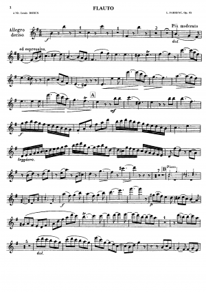 Trio for Flute, Cello, and Piano