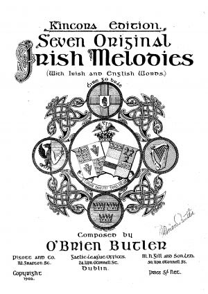 Seven Original Irish Melodies