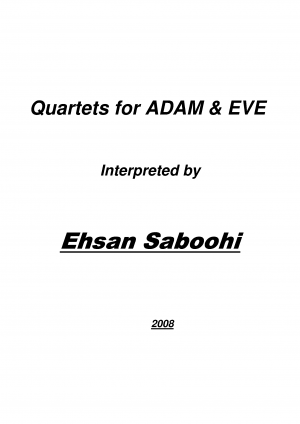 Quartets for Adam & Eve