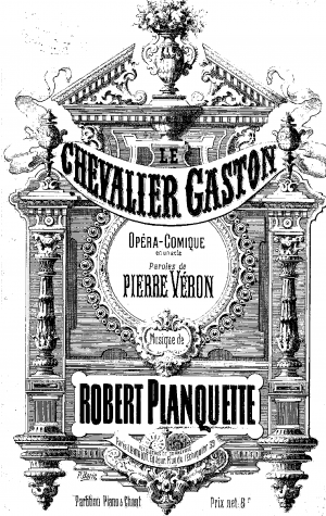 Le chevalier Gaston