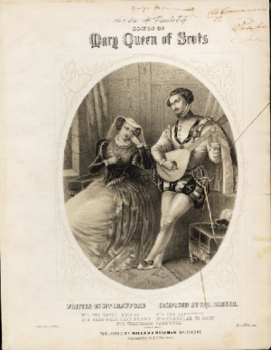 Songs of Mary Queen of Scots