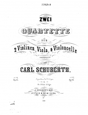 String Quartet No.2