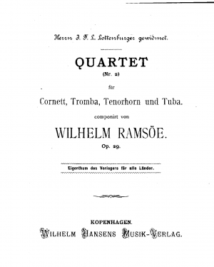 Brass Quartet No.2