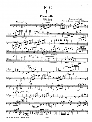 Piano Trio No.2