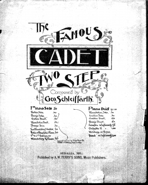 The Famous Cadet Two-Step