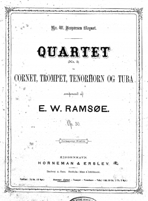 Brass Quartet No.3