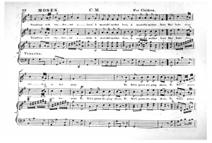 Harmonious Strains, Consisting of Original Psalm & Hymn Tunes, Chants, Sanctus &c. Adapted for Public or Private Devotion; Composed & Arranged for the Organ or Pianoforte by John Nicholls (Tipton)
