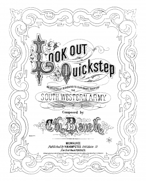 Look Out Quickstep