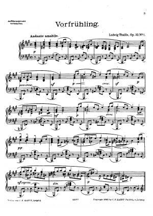 3 Piano Pieces, Op.33