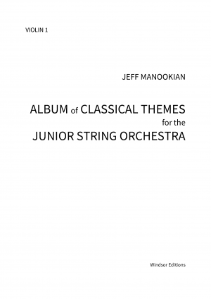Album for the Junior String Orchestra
