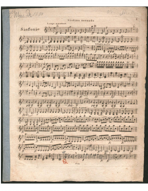 Symphony No.6 in B-flat major